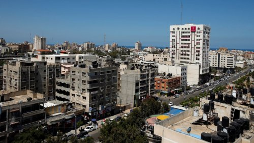 New Israeli Government Launches Airstrikes on Gaza, Ending Ceasefire