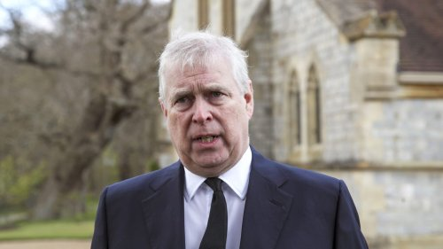 Prince Andrew Is 'Stressed' and 'Worried,' and the Palace Questions His 'Wall of Silence'