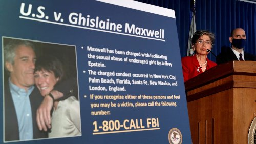 Judge Shoots Down Ghislaine Maxwell's Last-Ditch Bid to Avoid Charges