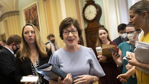 Jake Tapper Calls Out Susan Collins Over Bizarre Defense of GOP Attacks on Jan. 6 Panel
