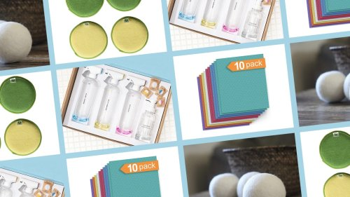Replace Your Cleaning Supplies With These Reusable Ones