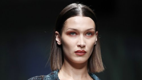 Israel Briefly Breaks From Gaza Airstrikes to Gripe About Bella Hadid