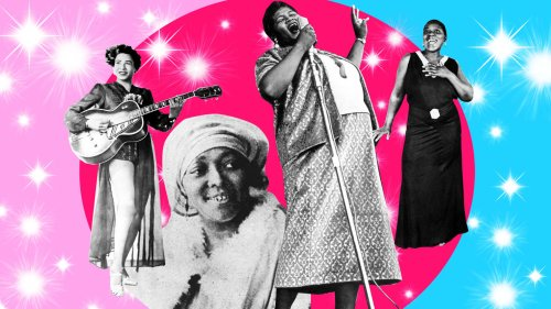 It's Time to Celebrate the Black Women Who Invented Rock and Roll