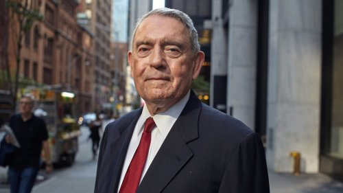 Dan Rather Is Not Finished Yet