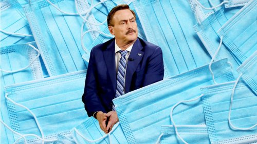 The Spectacular Failure of the MyPillow Guy's Mask Operation