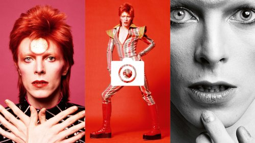 The Japanese Photographer Who Captured David Bowie's Ethereal Beauty