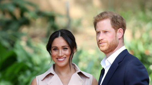 Prince Harry's Memoir May Reveal How Meghan Markle 'Liberated' Him