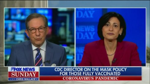 CDC Director Grilled for Creating 'Confusion' on Mask Guidelines