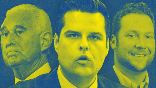 Bombshell Letter: Gaetz Paid for Sex With Minor, Wingman Says