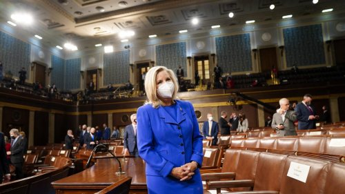 The GOP's Suicide Squad Isn't Going to Stop With Liz Cheney