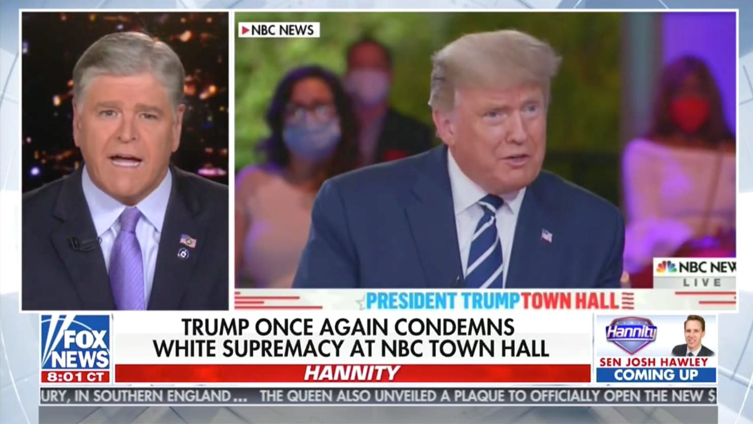 Fox News Stars Horrified by Savannah Guthrie's Trump 'Ambush'