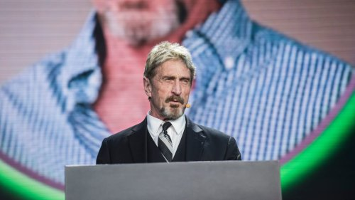 John McAfee Found Dead in Spanish Prison Cell: Reports