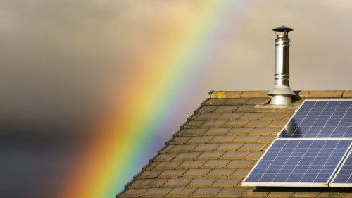 How Rainbows Could Boost Your Roof's Solar Power