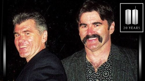 The Two Hero Brothers Killed by 9/11—19 Years Apart