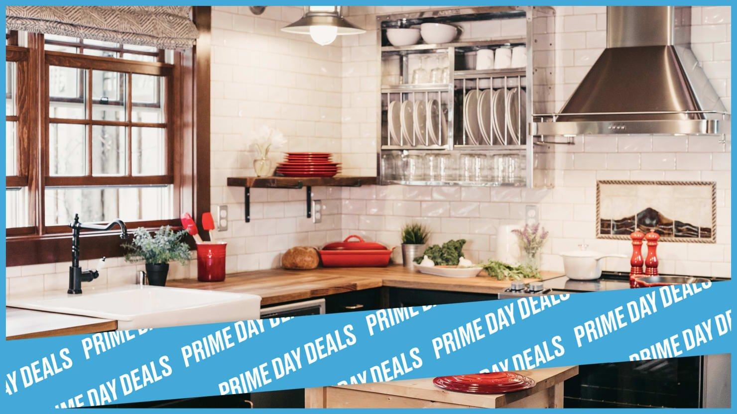 Shop the Best Amazon Prime Day Kitchen Deals