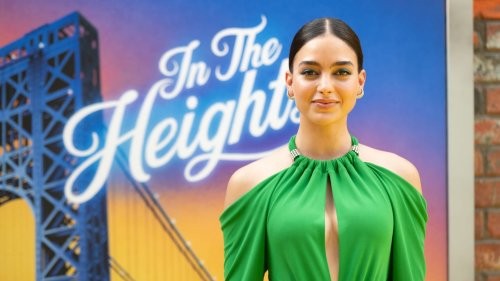 'In the Heights' Is Just the Beginning for the Radiant Melissa Barrera