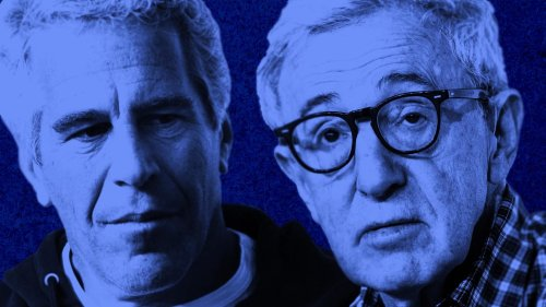 Epstein Bragged About Gift From Woody Allen Before Raping Russian Model, Lawsuit Says