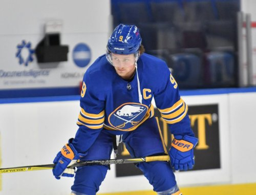 NHL Rumors: Jack Eichel trade talk picking up, Zach Hyman done with Maple Leafs, and Brind'Amour sticking with Hurricanes