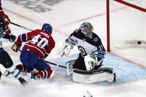 Montreal Canadiens domination of Winnipeg Jets continues; lead series 3-0