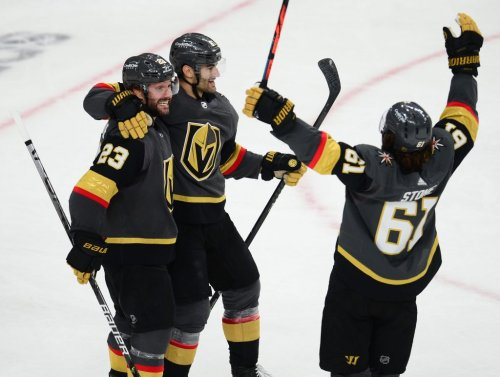 Golden Knights take Game 1 against the Canadiens 4-1