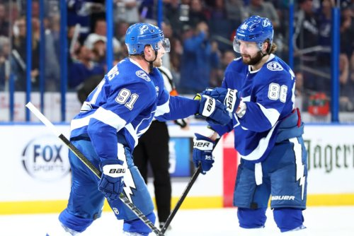 NHL News: Lightning place Stamkos on LTIR; Kucherov not expected yet, Jets sign Lowry, Avalanche games postponed, and North schedule changes - The Daily Goal Horn