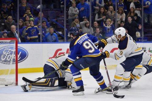 NHL Rumors Roundup: Latest on Tarasenko, Eichel, Flames, Senators, and Canucks