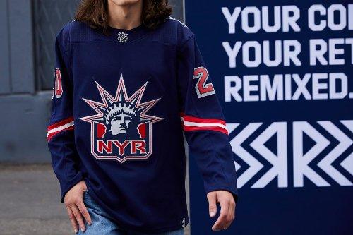 NHL unveils Adidas Reverse Retro jerseys for next season