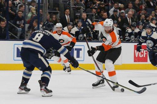 Trade Alert: Blue Jackets acquire Jakub Voracek from Flyers for Cam Atkinson