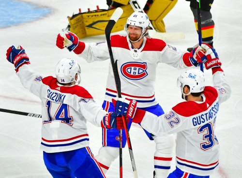 Canadiens one win away from Stanley Cup Final after 4-1 win over Golden Knights
