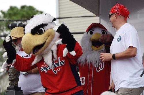 Washington Capitals make Caesars Sportsbook first NHL jersey-patch partner