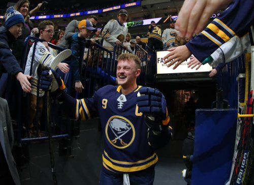 NHL Rumors: Ducks and Blue Jackets closing in on Jack Eichel trade
