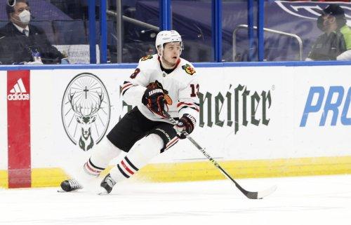 Golden Knights trade for Mattias Janmark; Oilers get Dmitry Kulikov, Rangers sign NCAA champ Zac Jones; and Alex Iafallo staying with Kings