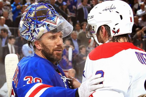 Report: Henrik Lundqvist reveals he has a position waiting with New York Rangers when he retires