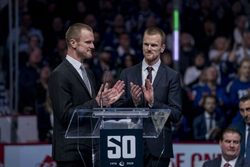 Vancouver homecoming; Sedin twins rejoin Canucks as special advisors to GM