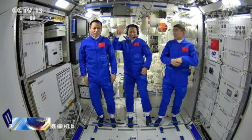 Four Reasons Why China's New Space Station Will Outpace the ISS