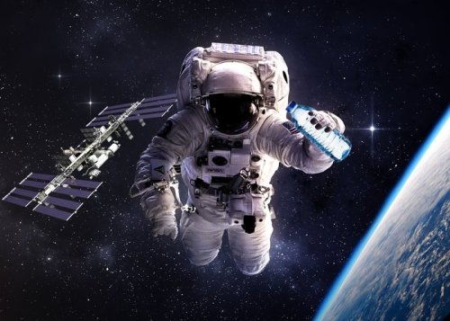 The Drinking Water Aboard the International Space Station Is A Cesspool, New Study Confirms New Study Examines How Microbial Life Affects Drinking Water for Long Haul Space Missions