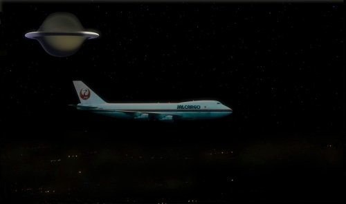 What Really Happened to Japan Airlines Flight 1628 in 1986?