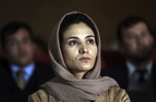 'My Good Fight': Being a Woman in Afghanistan's Politics