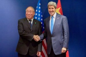 Kerry Heads to China for Climate Talks