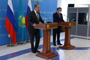 Russian Foreign Minister Finally Responds to Kazakh Sovereignty Worries