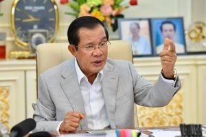 Cambodian Leader Warns COVID-19 Has His Nation on 'the Brink of Death'