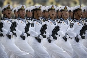 China, Wolf Warrior Diplomacy and Taiwan