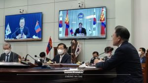 South Korea Becomes Mongolia's 6th Strategic Partner