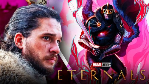 Will Game of Thrones' Kit Harington Become a Superhero In Eternals? Marvel Producer Responds