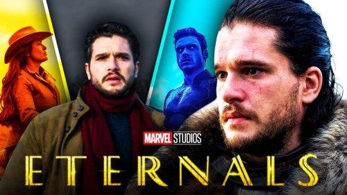 Marvel's Eternals: 6 New Images Show Kit Harington, Salma Hayek & More In MCU Epic