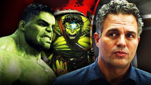 Marvel Studios' Hulk: New Movie Rumored to Adapt World War Hulk Plot