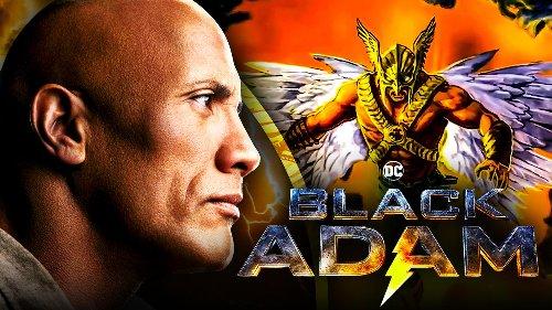 Dwayne Johnson's Black Adam: Aldis Hodge Shares Set Photo From First Day as Hawkman