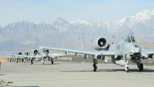 Another Attempt To Retire A-10 Warthogs Isn't Going Well For The Air Force