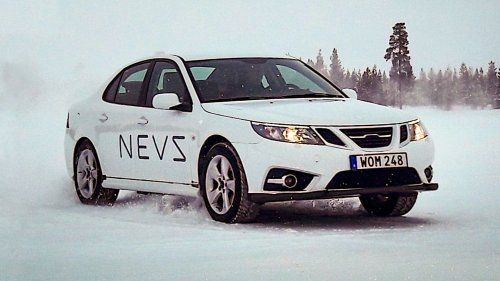 The Ghost of Saab Might Be for Sale… Again