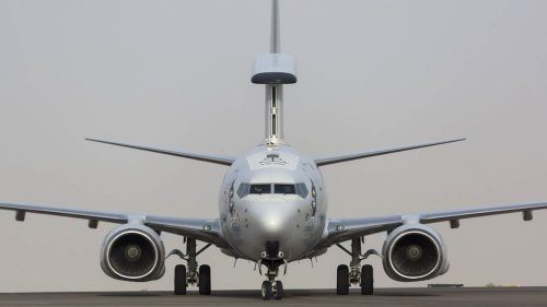 E-7 Wedgetail Radar Jets Eyed As A Bridge To A Space-Based System By Air Force